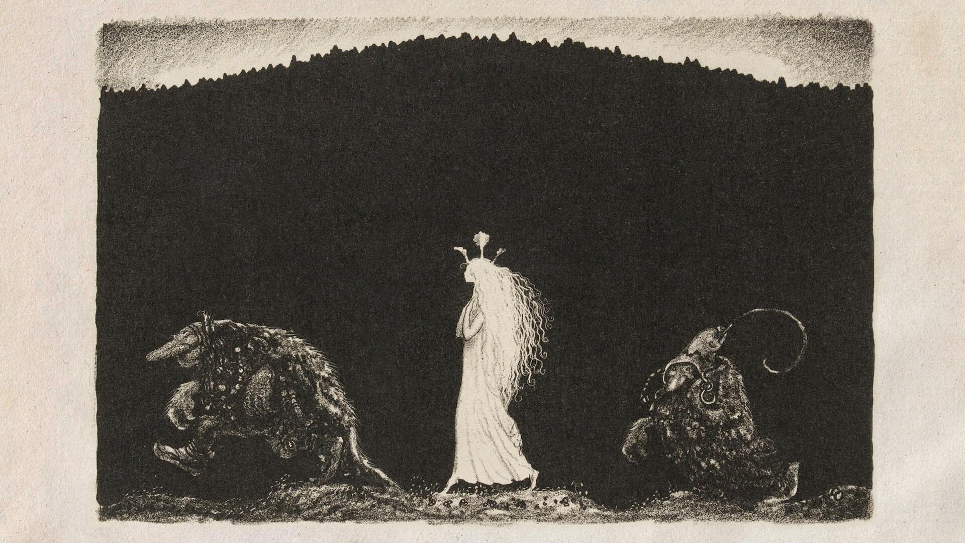 John Bauer-Swedish Folk Tales_1920x1080